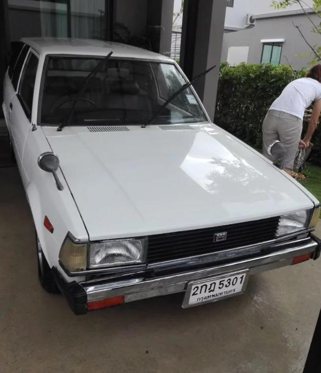 TOYOTA Corolla dx.van 70 1982
