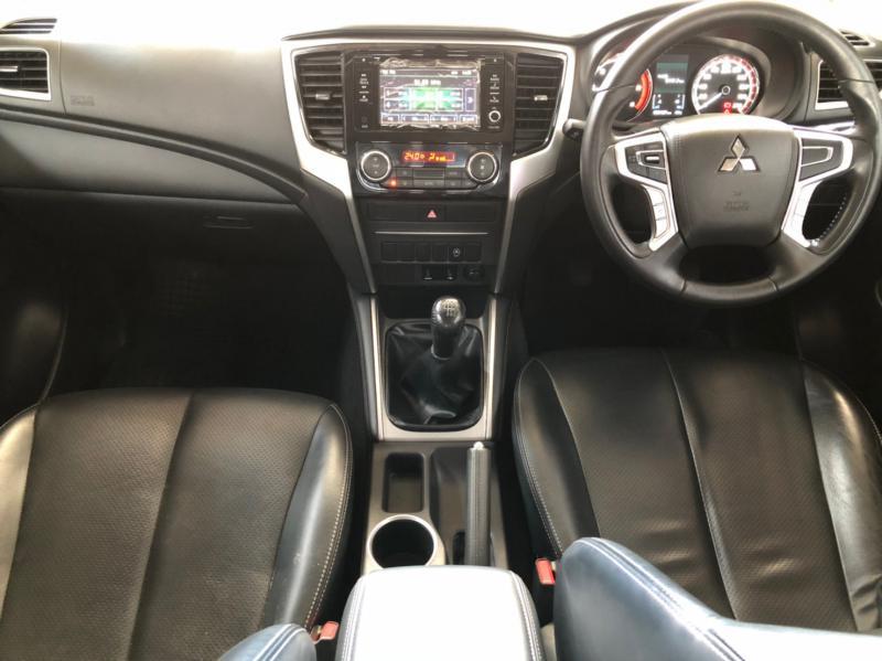 MITSUBISHI TRITON DOUBLECAB 2.4 GT PLUS 2019