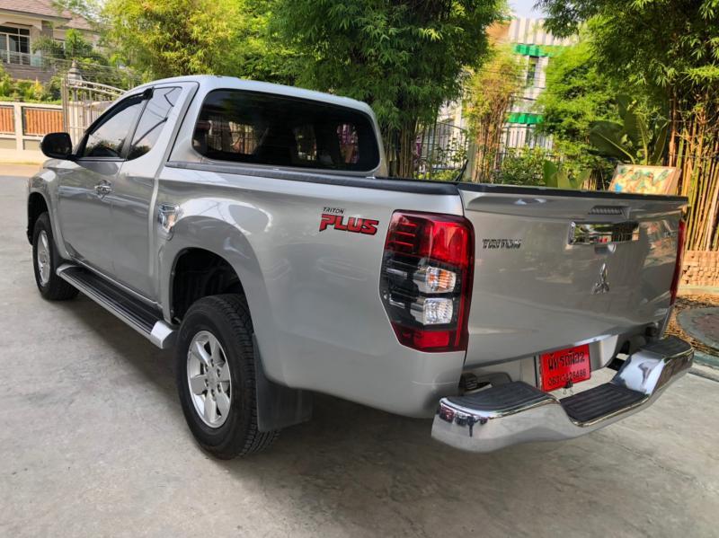 MITSUBISHI TRITON  CAB 2.4 GLX PLUS 2019