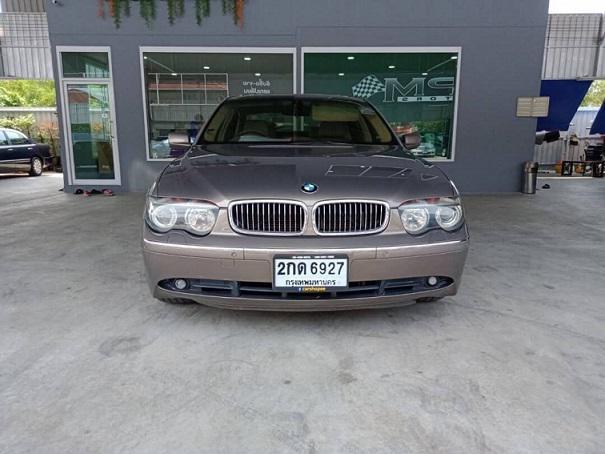 BMW 730 LI  2004