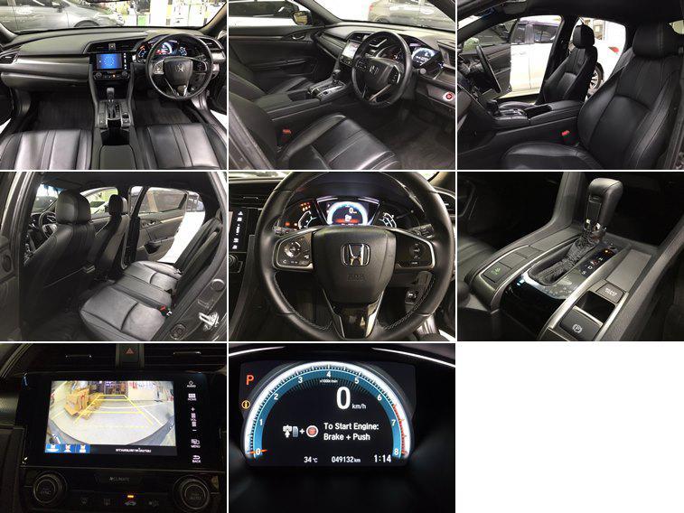 HONDA 1.5 Turbo Hatchback  2018