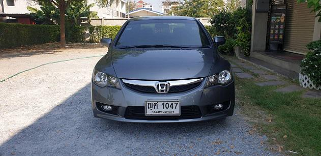 HONDA CIVIC 1.8 S  2011