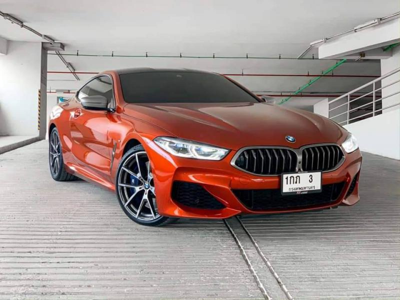 BMW M850i xDrive Coupe 2019