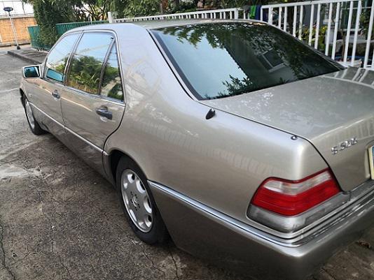 BENZ S500 1993