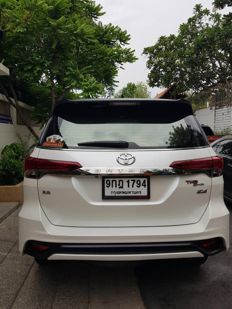 TOYOTA Fortunner TRD 4WD  2016