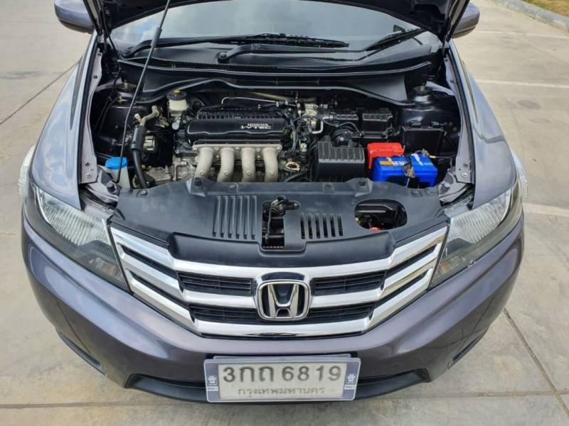 HONDA CITY 1.5 V AT  2014