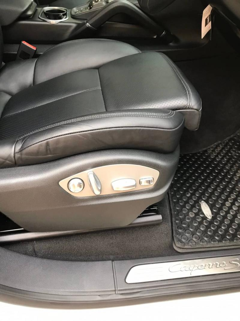 PORSCHE Cayenne S Hybrid 2013 2013