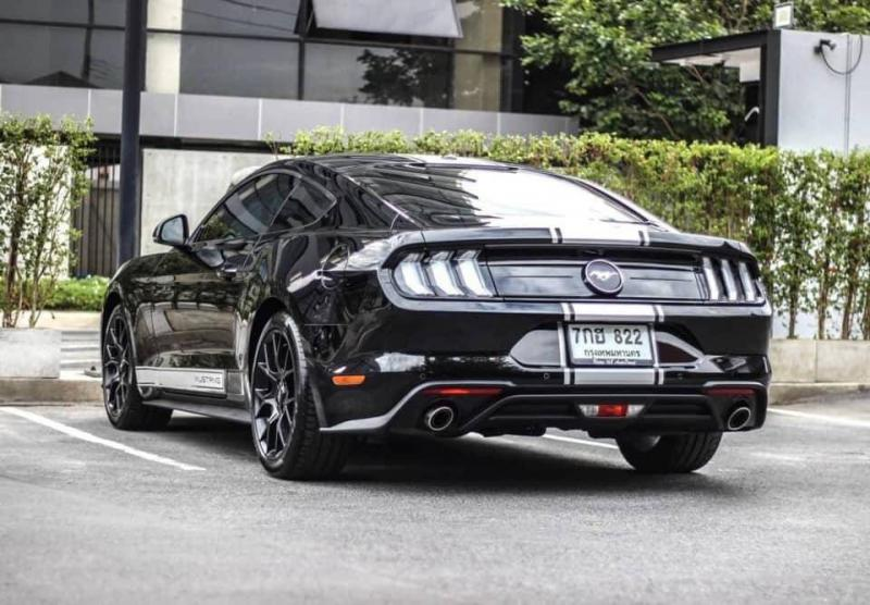 FORD MUSTANG 2.3 ECOBOOST 2019