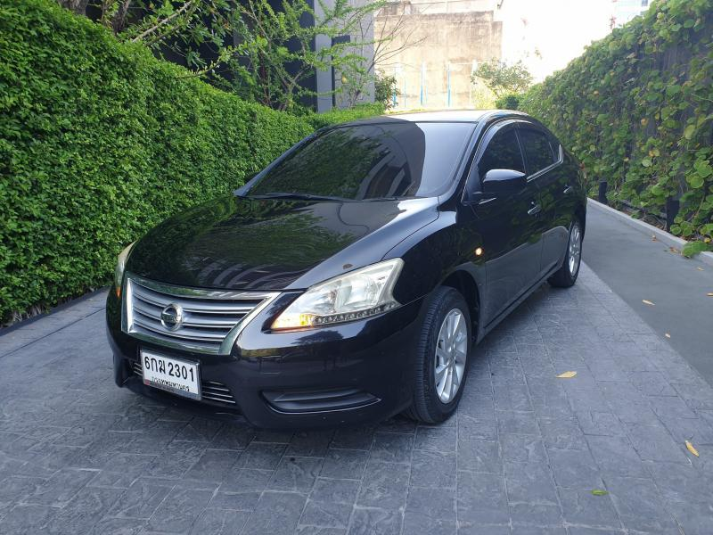 NISSAN Sylphy s  2017