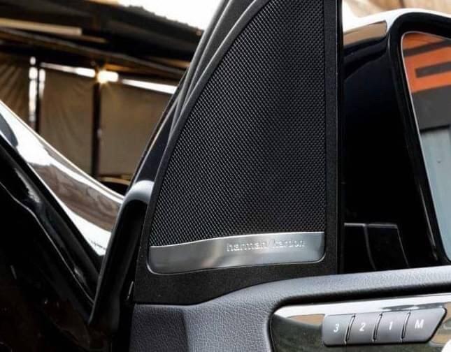 BENZ GLE43 AMG  2018