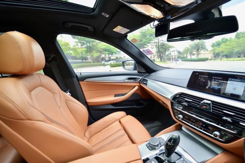 BMW 530e 2018