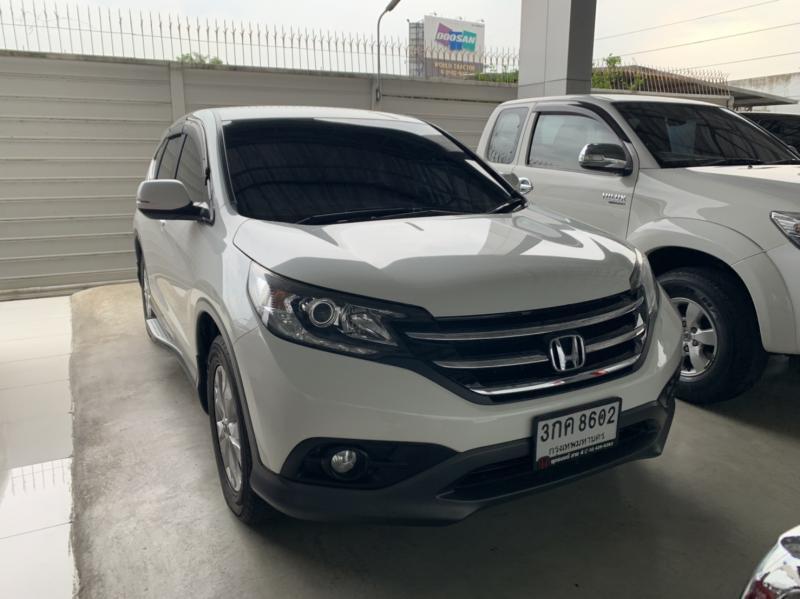 HONDA CRV 2.0E 4WD 2013