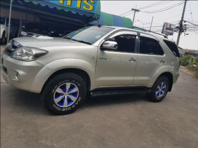 TOYOTA Fortuner 3.0 G 4WD ปี2006 2006