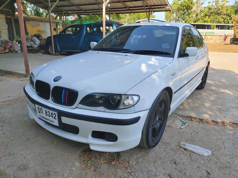 BMW 323i e46 2005