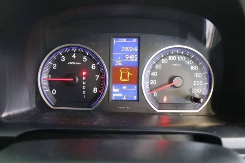 HONDA CR-V 2.0E 4WD 2012