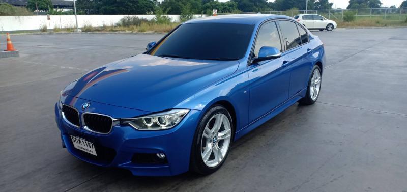 BMW 320 i M Sport 2015