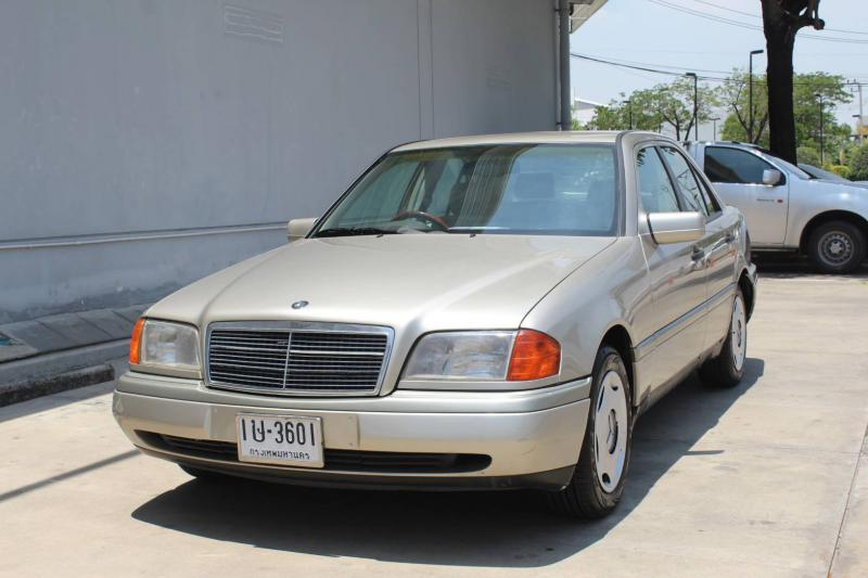 BENZ Mercedes Benz C200 ปี 1996 1995