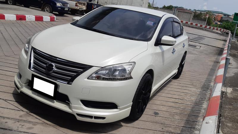 NISSAN Sylphy CNG 2015