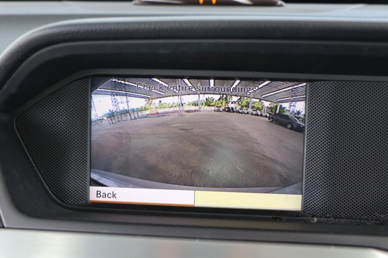 BENZ C180 CGI 2012