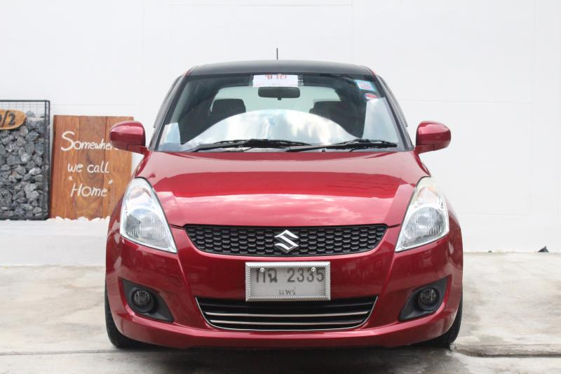 SUZUKI SWIFT GL 2015