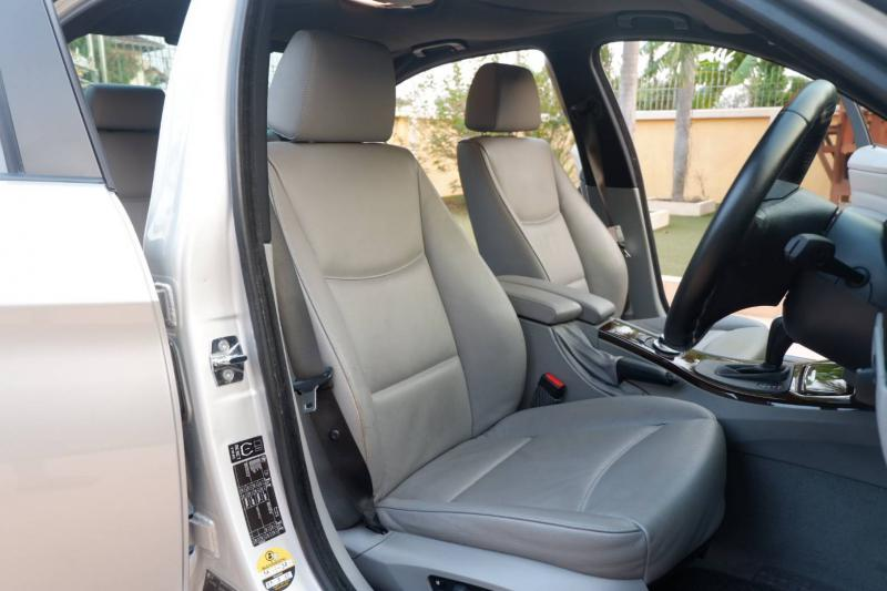 BMW 320d 2008