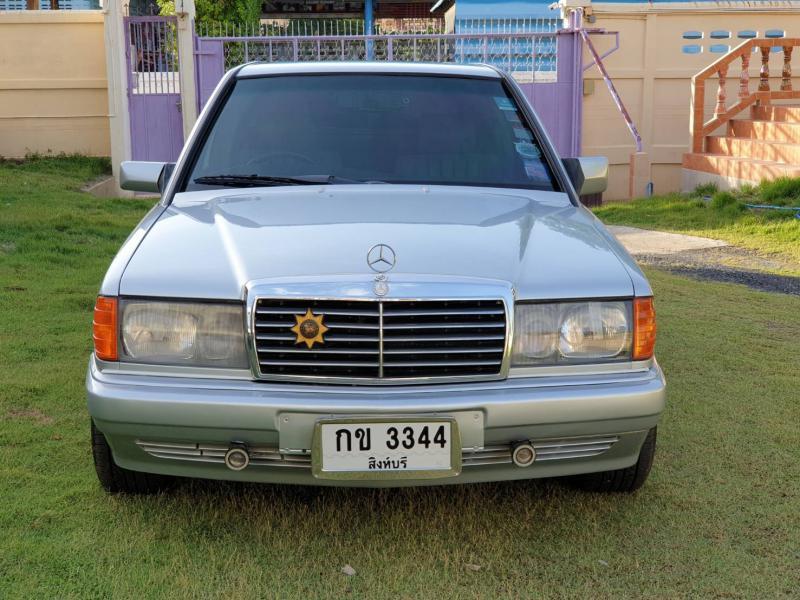 BENZ Mercedes-Benz 190 E 1992