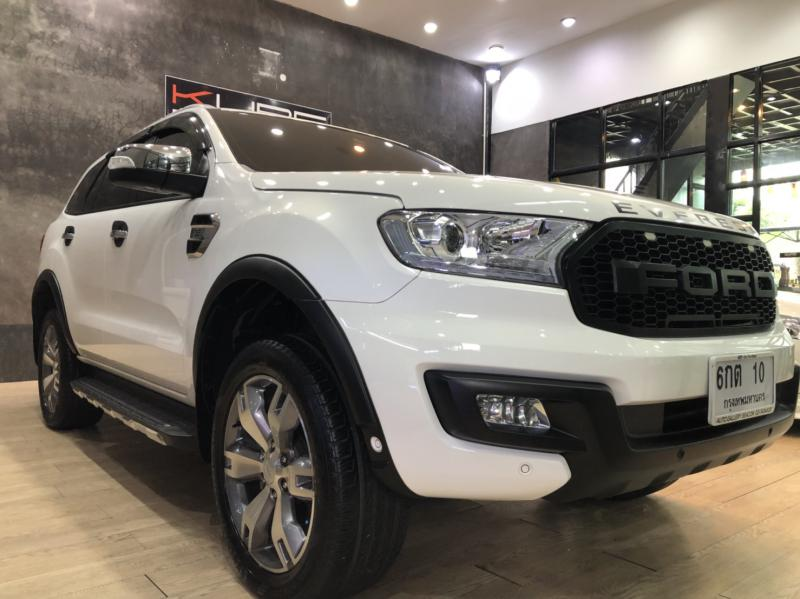 FORD EVEREST 3.2 TITANIUM 2018