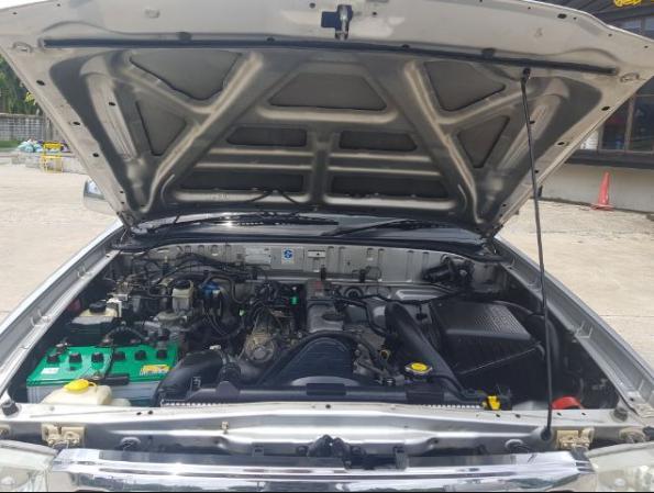 FORD ranger 2.5 turbo Lim 2004