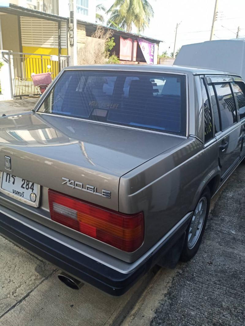VOLVO Volvo 740 1990