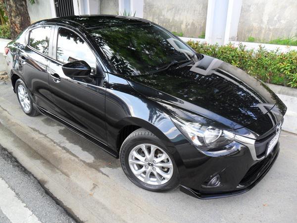 MAZDA Mazda2 2016