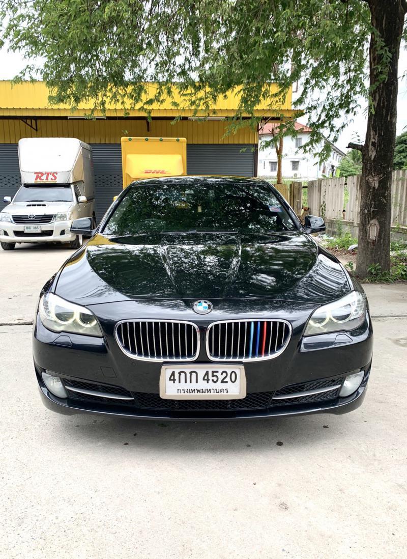 BMW 520i F10 TwinTurbo 2 2012