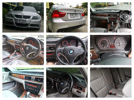 BMW  BMW E90 M Sport 325 2007