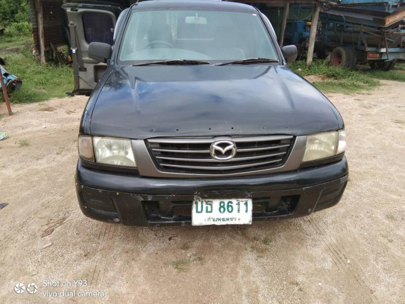 MAZDA Fighter 2.5 Lux FREE 2005