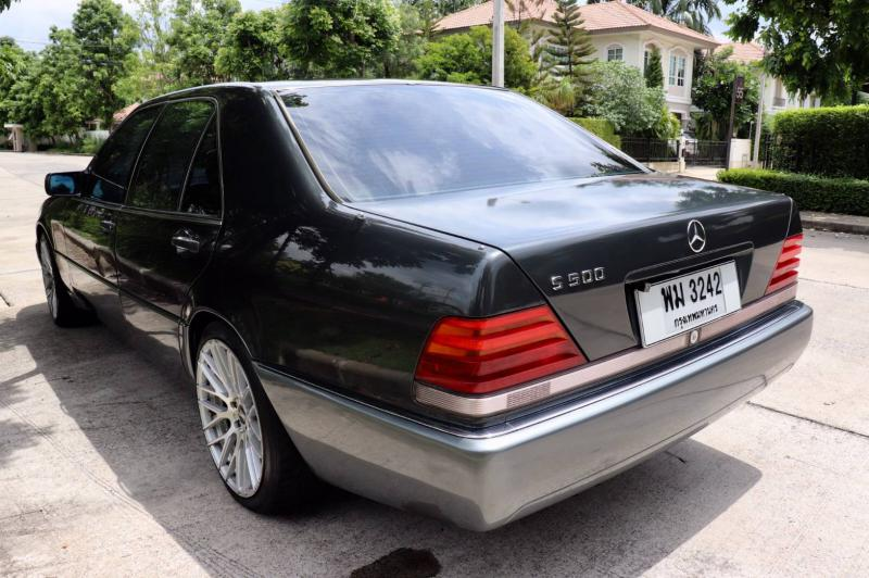 BENZ BENZ W140 S-280 1997