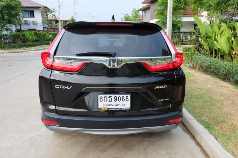 HONDA CRV 1.6 Diesel Turbo 2017