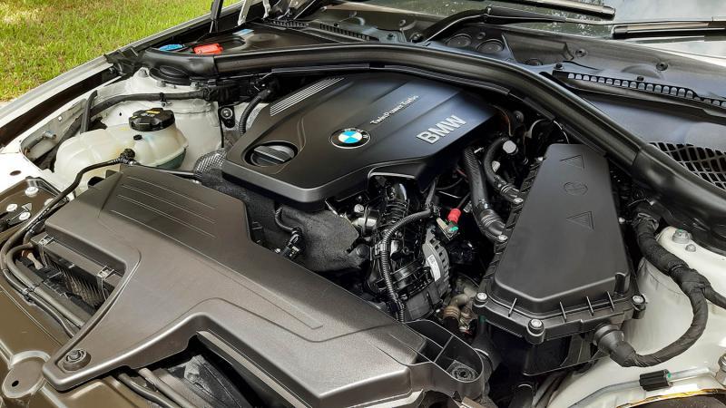 BMW 320d SE F30 2018