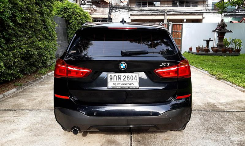 BMW X1 sDrive 18d F48 2017