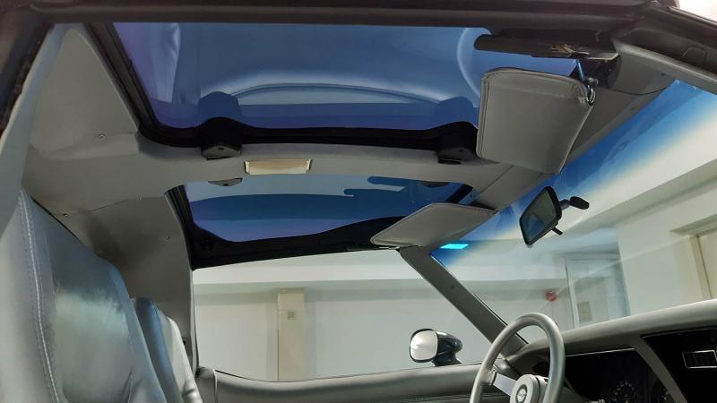 CHEVROLET Corvette Paec Car 2012