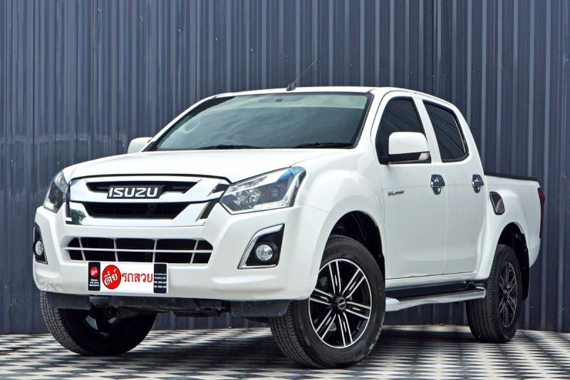 ISUZU Dmax All New Blue Po 2016
