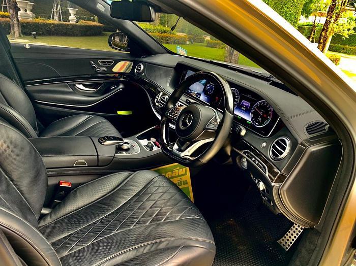 BENZ S500 e AMG Premium 2017
