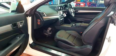 BENZ E200 Coupe  2014