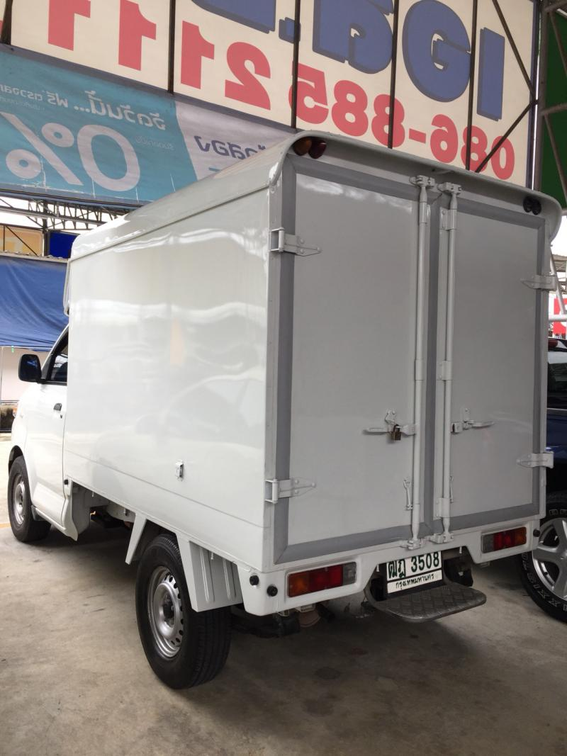 SUZUKI carry 1.6 2011