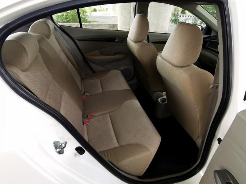 HONDA City V Airbag2 Abs 2011