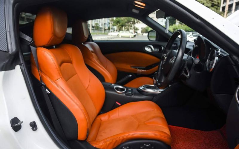 NISSAN Fairlady 370Z Luxury 2009