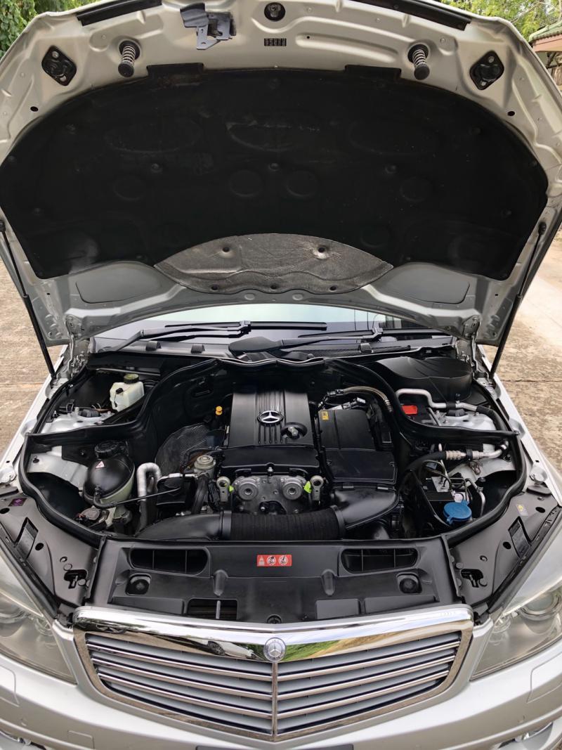 BENZ C200 Kompressor 2009