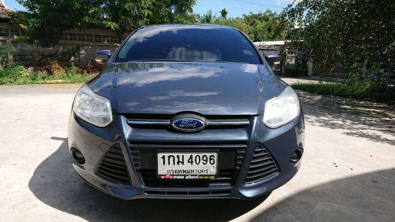 FORD Focus 1.6 top 2012