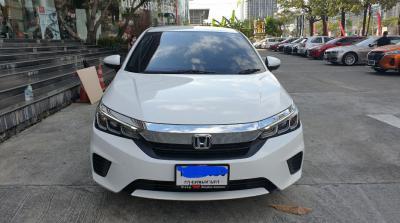ขาย All New Honda City 2020 1.0 Turbo รุ่น SV สีขาวมุก สภาพเยี่ยม