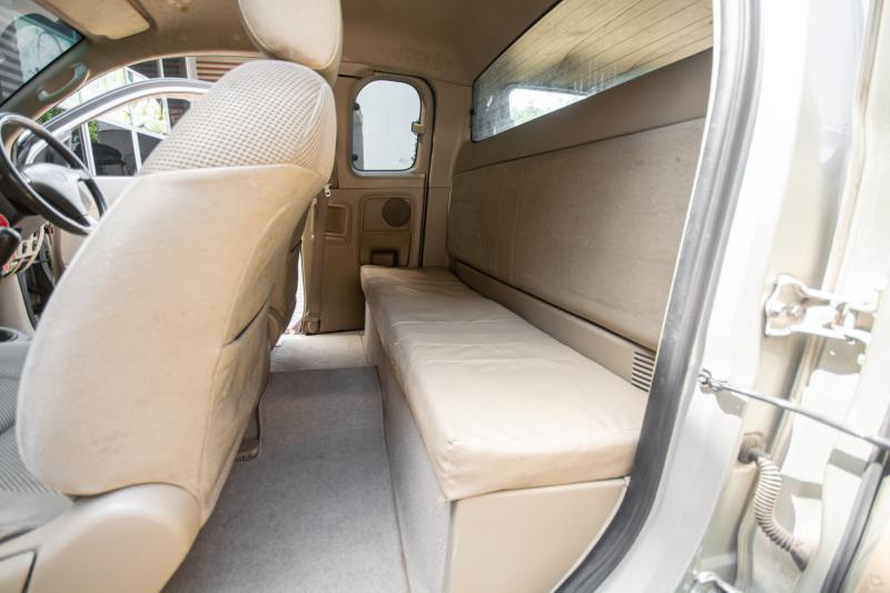 TOYOTA Vigo 2.5E Smart Cab  2011