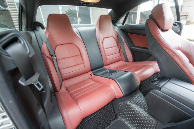 BENZ 1.8 E200 CGI Coupe 2011