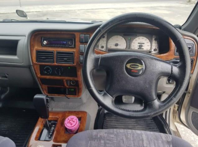 ISUZU Adventure 3.0 di aut 2002